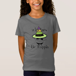 Witches Be Trippin Funny halloween shirt