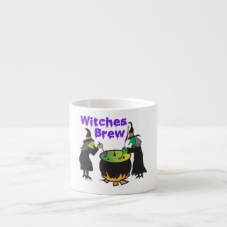 Witches Brew Gifts Espresso Cup