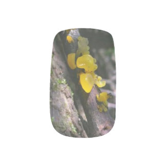 Witches butter wraps minx nail art