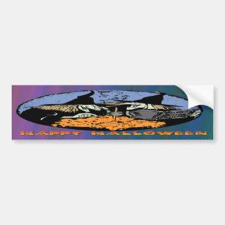 Witches Cauldron Car Bumper Sticker