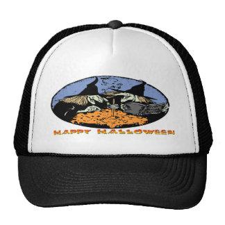 Witches Cauldron Hat