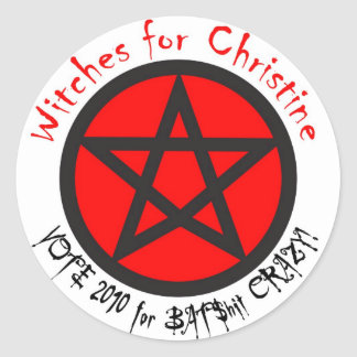 Witches for Christine Sticker