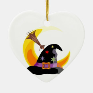 Witches Hat Christmas Ornament