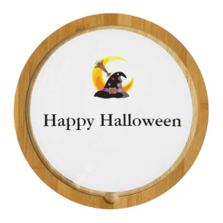 Witches Hat Round Cheese Board