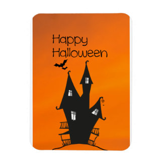Witches House Rectangular Magnets