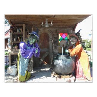 Witches Custom Invite