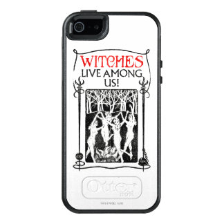 Witches Live Among Us OtterBox iPhone 5/5s/SE Case