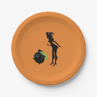 Witches Plates