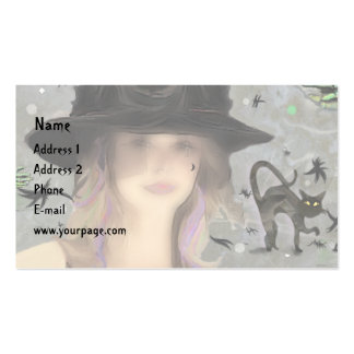 Witching Hour Business Cards