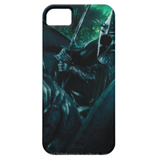 Witchking with sword iPhone 5 cover