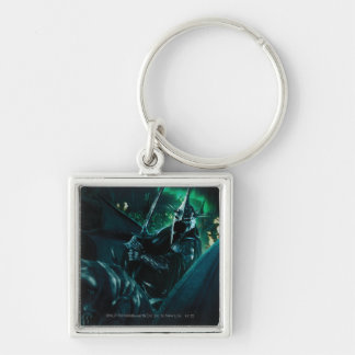 Witchking with sword keychains