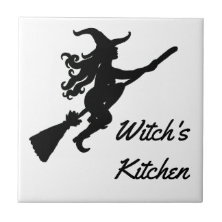 Witch's Kitchen Tile