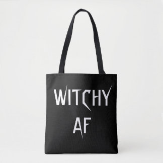 Witchy AF Bag