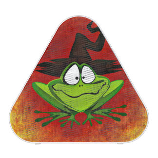 Witchy Frog
