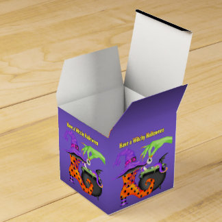 Witchy Halloween Favour Box