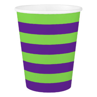 Witchy Stripes Cup, 9 oz.