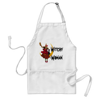 Witchy Woman Aprons