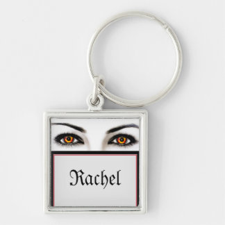 Witchy Woman Wicked Eyes Halloween Key Chains