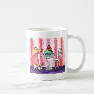 With a cherry on top! mugs