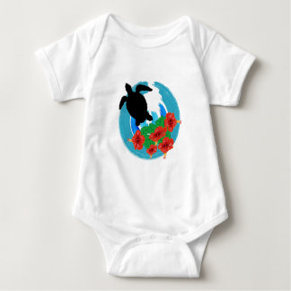 WITH ALL BEAUTY BABY BODYSUIT