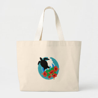 WITH ALL BEAUTY LARGE TOTE BAG
