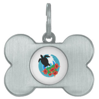 WITH ALL BEAUTY PET TAG