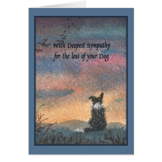 With Deepest Sympathy Greeting Cards