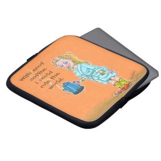 With enuf coffee iPad case