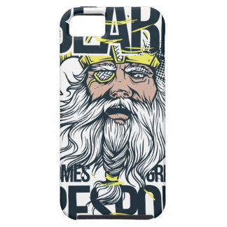 with great beard comes great responsibility case for the iPhone 5