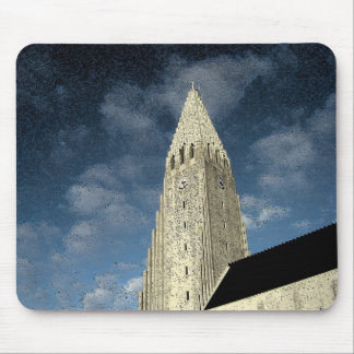 With love from Iceland Mouse Pad