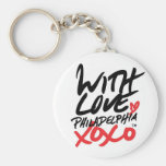 'With Love' Keychain