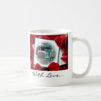With Love...Stacks Truck Mug