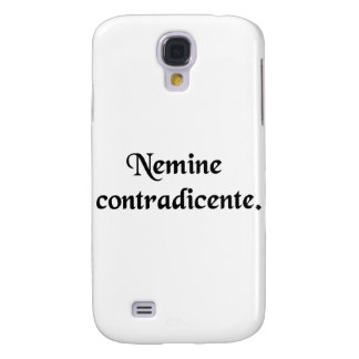 With no one speaking in opposition. samsung galaxy s4 cover