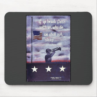 With Our Energy And Sleepless Vigilance We Go Fort Mouse Pad