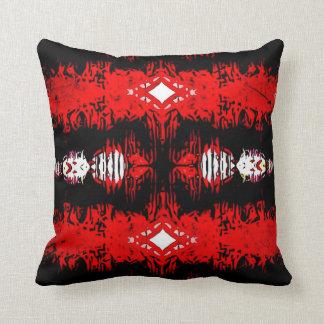With sharp cushion