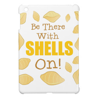 With Shells On iPad Mini Cases