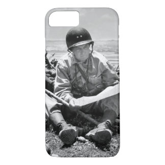 With the captured capital of Naha as_War Image iPhone 7 Case