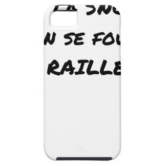WITH the SNCF ONE SE FOUT OF the SCOFFERS - Word Case For The iPhone 5