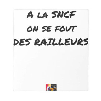 WITH the SNCF ONE SE FOUT OF the SCOFFERS - Word Notepad