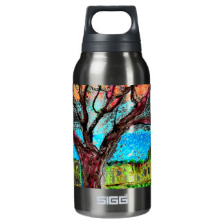 with Tree Art 0.3 Litre Insulated SIGG Thermos Water Bottle
