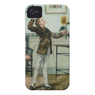 With Yearnings For Your Intense Joy, Victorian Chr Case-Mate iPhone 4 Cases