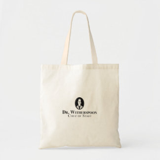 Witherspoon logo tote bag