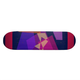 Within a Frame Skateboard Deck