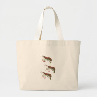 WITHIN THE BAY LARGE TOTE BAG