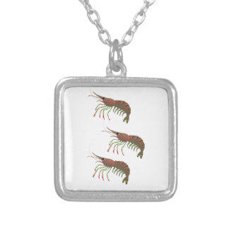 WITHIN THE BAY SILVER PLATED NECKLACE