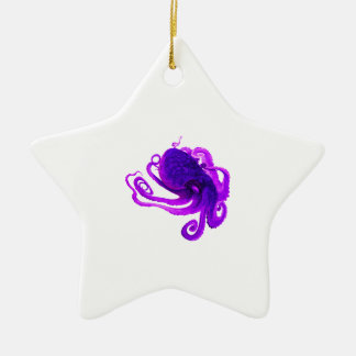 WITHIN THE PULSE CERAMIC STAR DECORATION