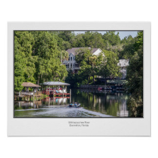 Withlacoochee River Poster