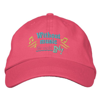 Without Music Life Would Bb Be Flat hat
