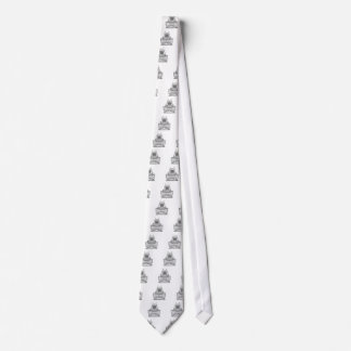 Without Trucks You Would Be Homeless Hungry Funny Tie