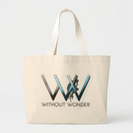 Without Wonder Tote Bags